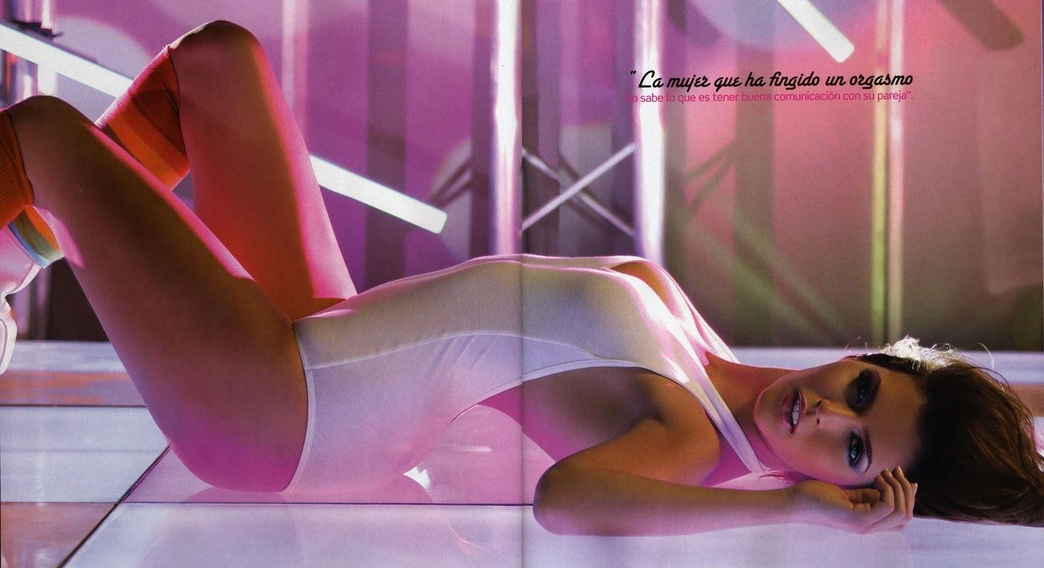 Claudia Alvarez famosas modelos