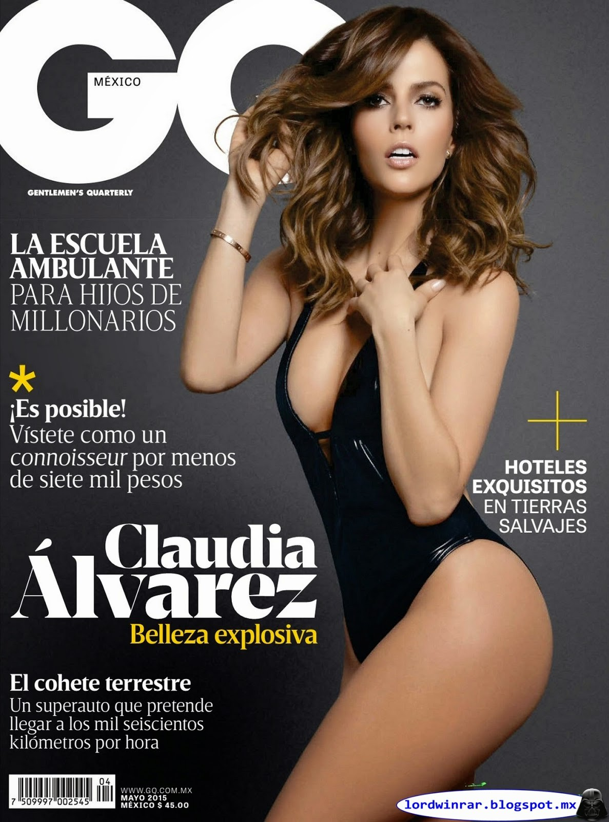 Claudia Alvarez mamadas
