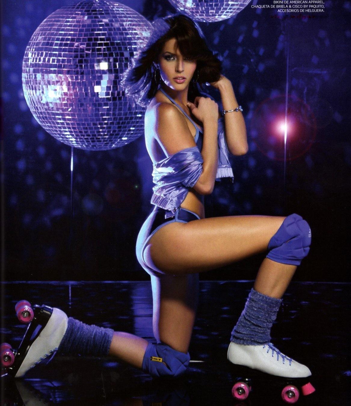 Claudia Alvarez sexo en público
