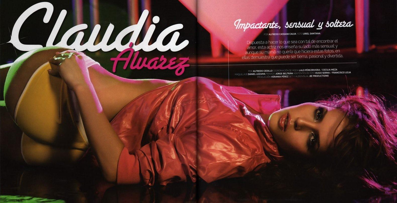 Claudia Alvarez tetona