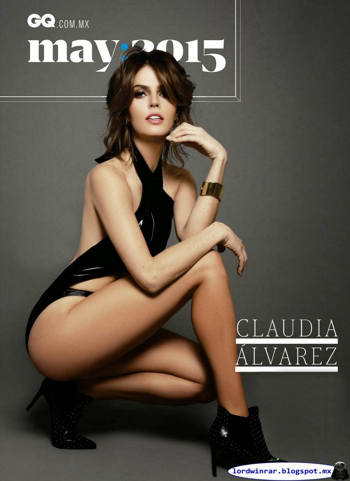 Claudia Alvarez vídeos desnuda