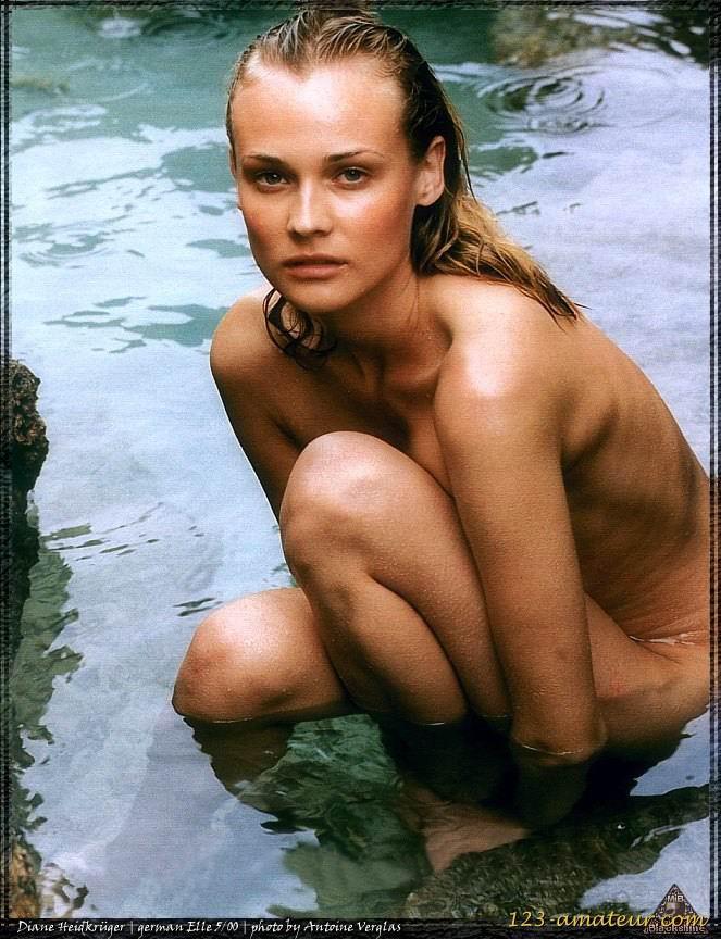 Diane Kruger belleza