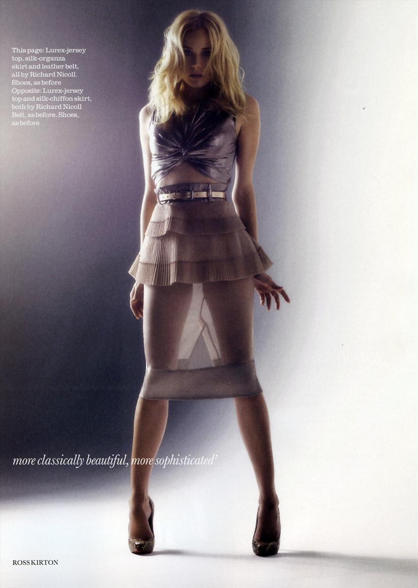 Diane Kruger famosas desnudas fotos