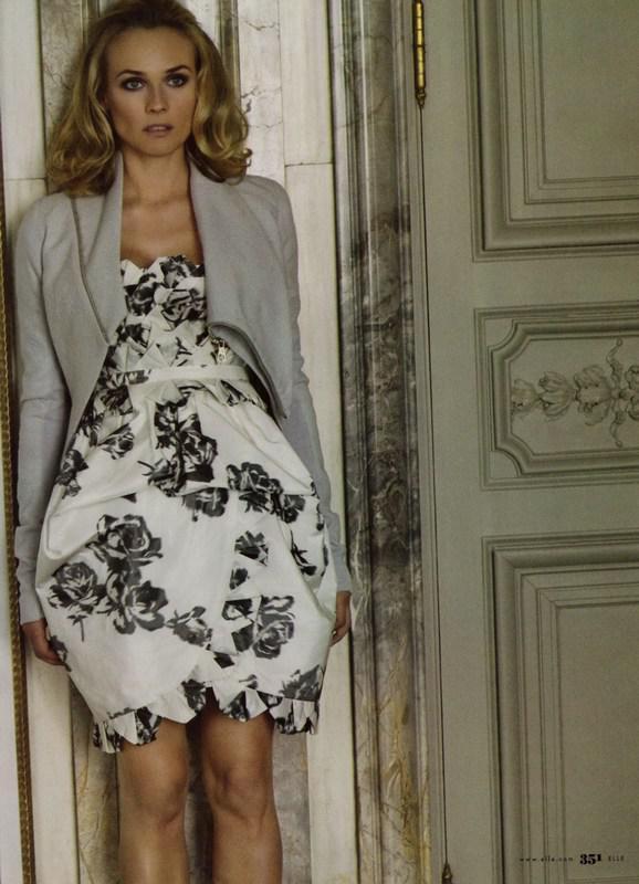 Diane Kruger mostrando 1