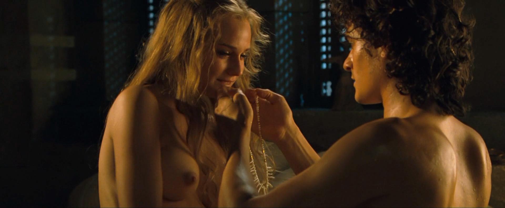 Diane Kruger sin censuras