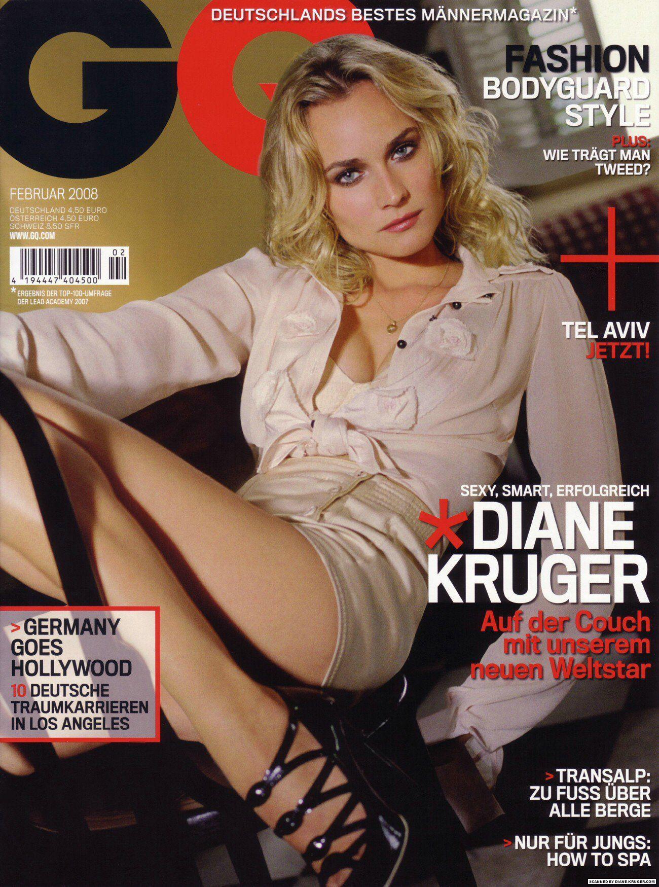 Diane Kruger vídeos desnuda 1