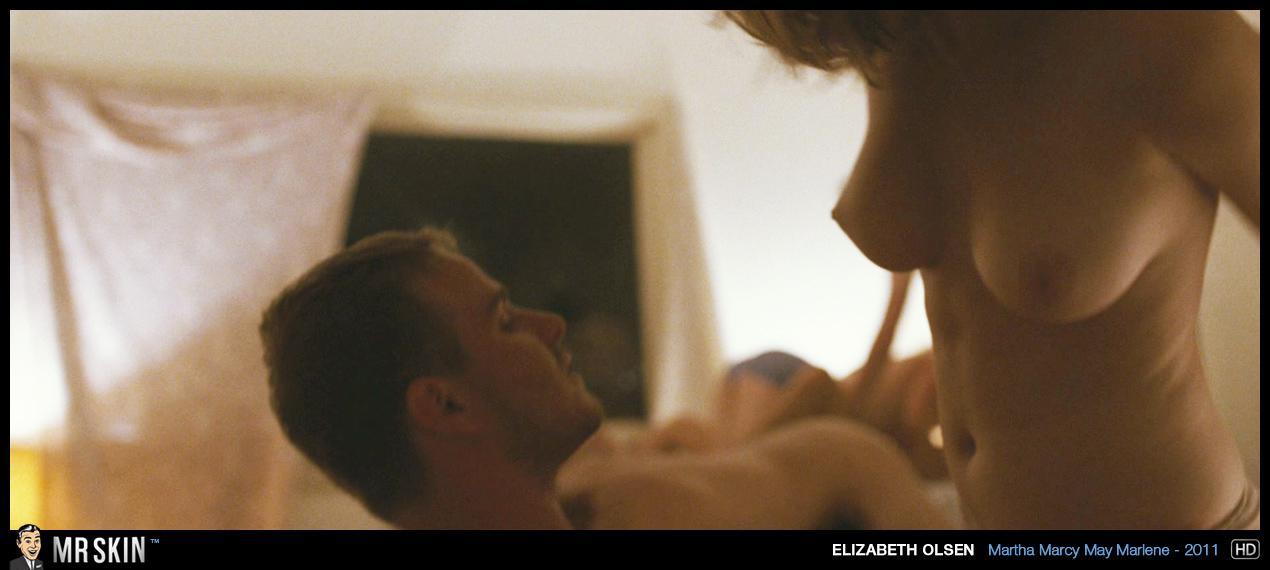Elizabeth Olsen escenas