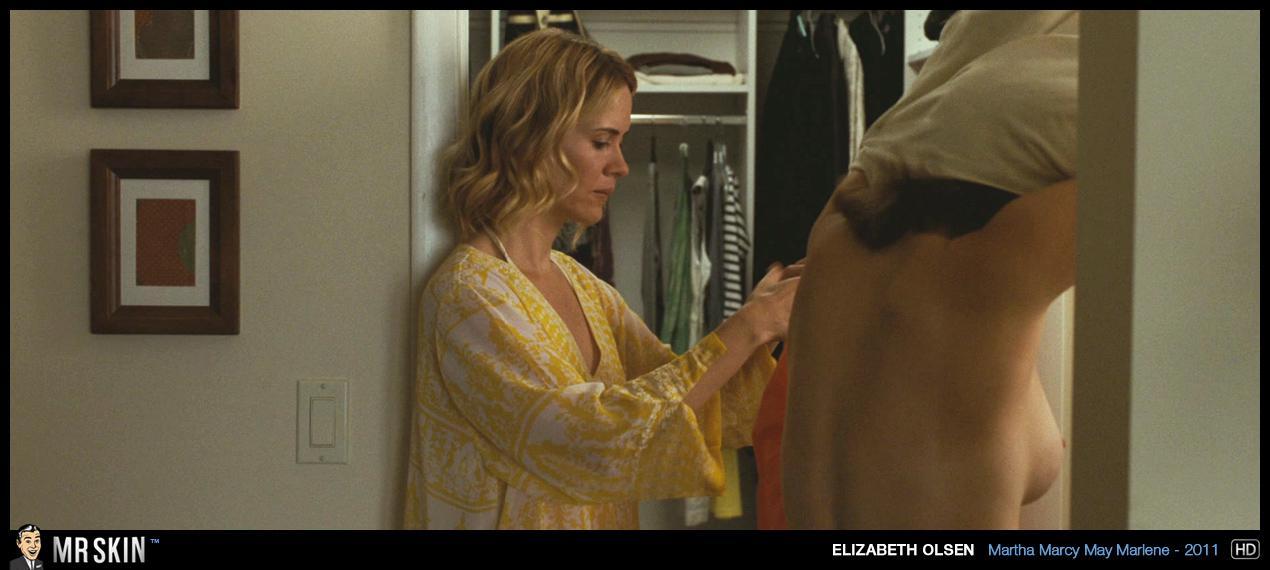 Elizabeth Olsen folladas