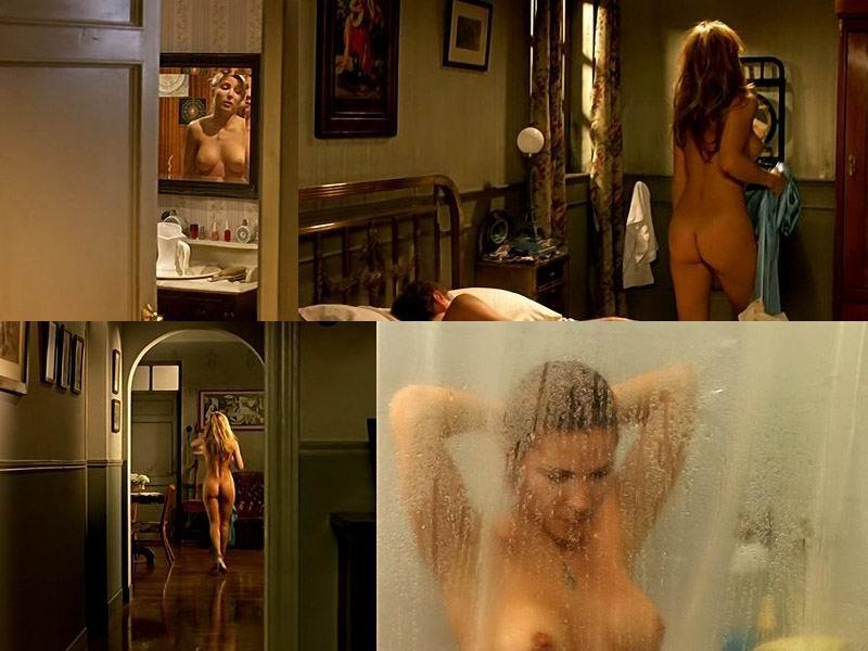 Elsa Pataky desnuda follando