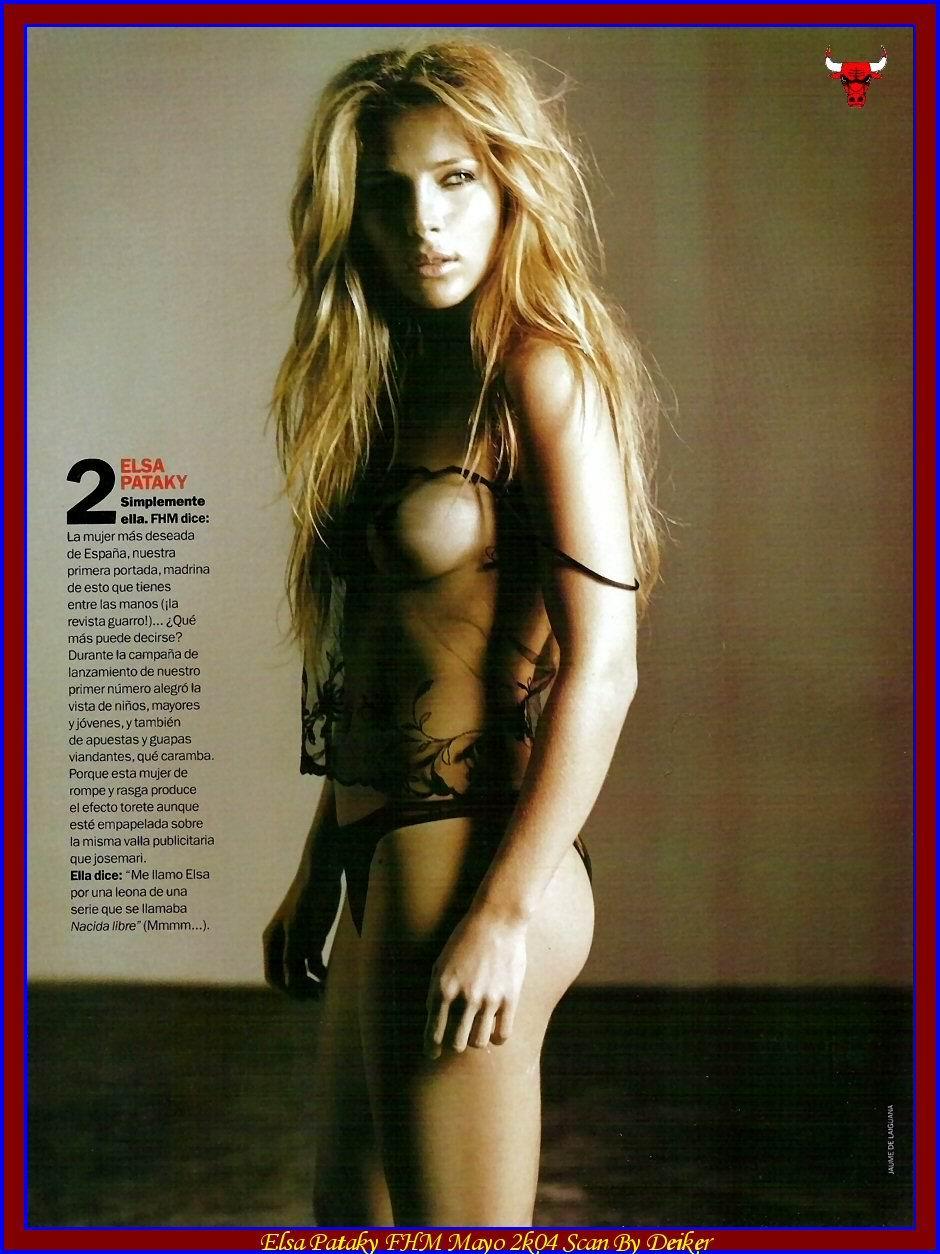 Elsa Pataky famosas desnudas follando 1