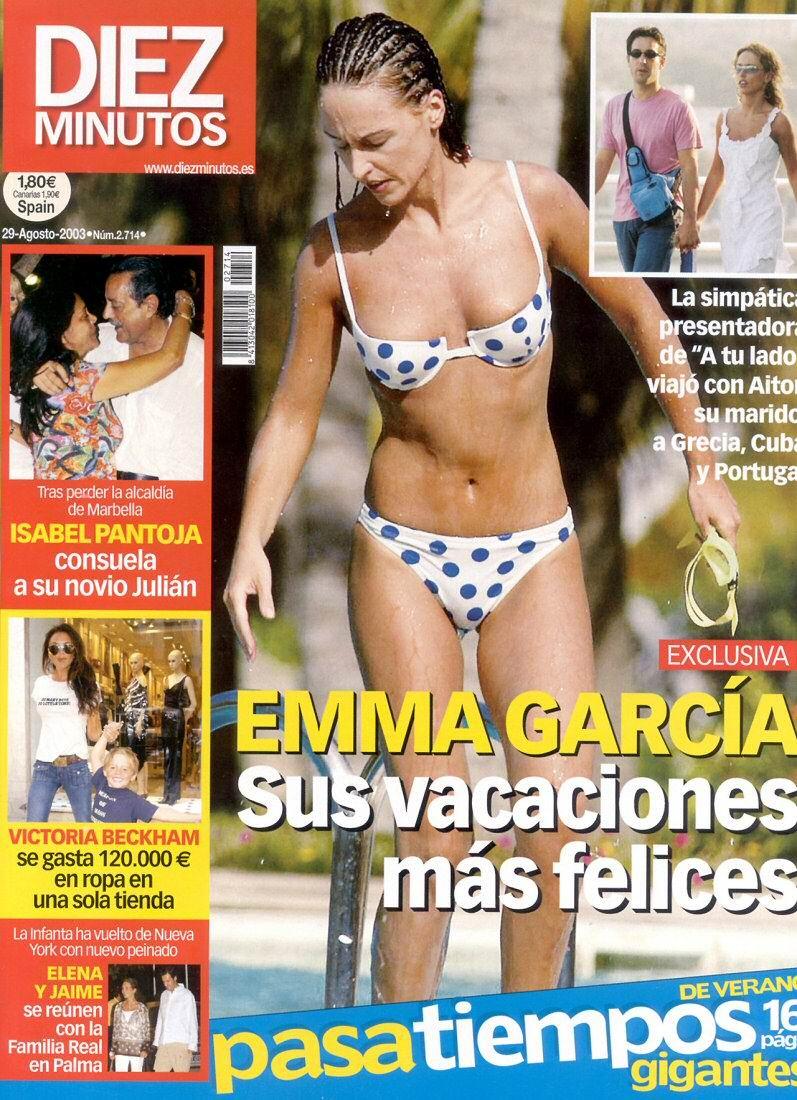 Emma Garcia porno famosas