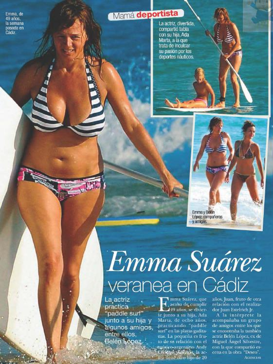 Emma Suarez prohibidos