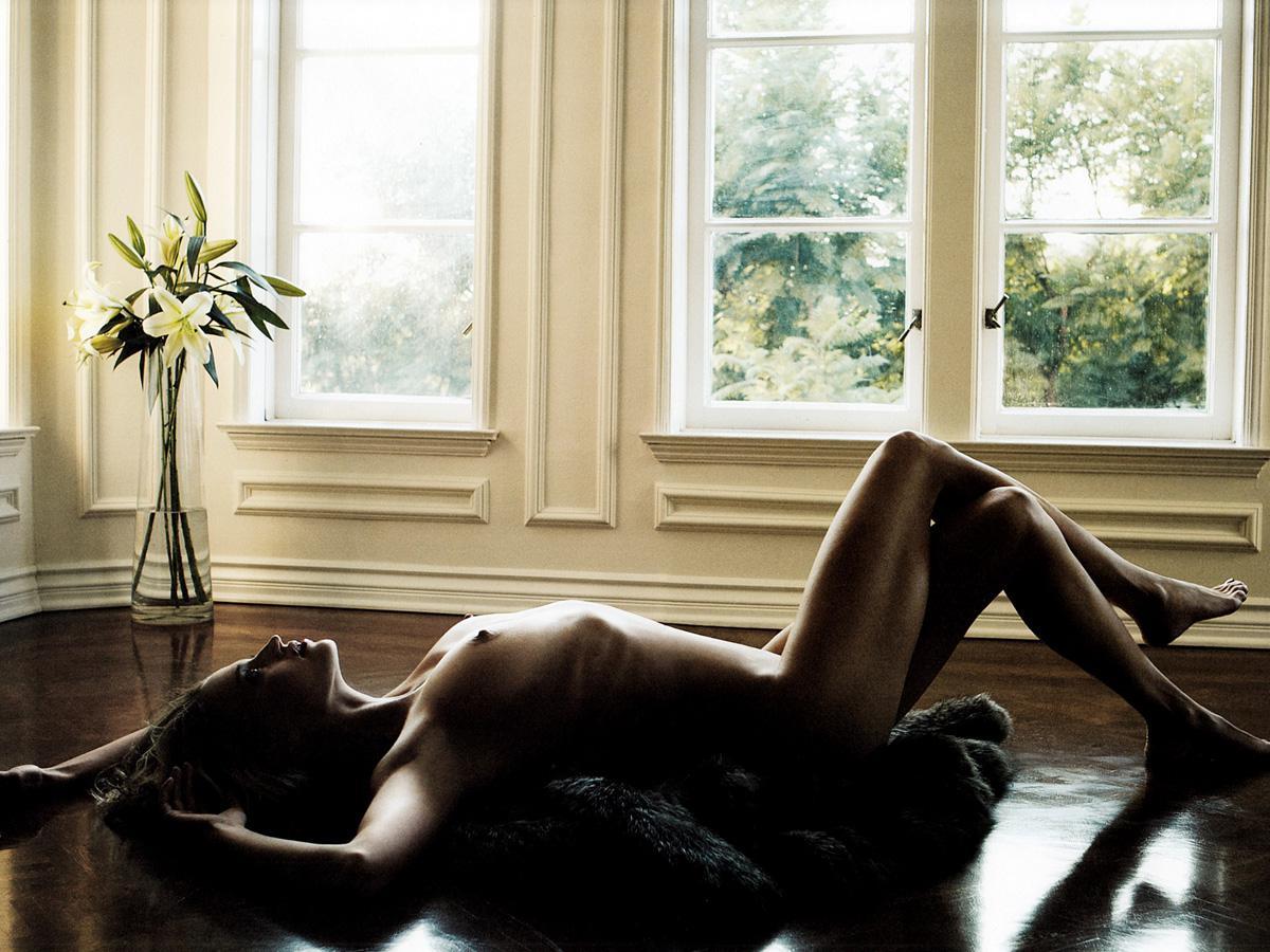 Estella Warren desnuda sin censura
