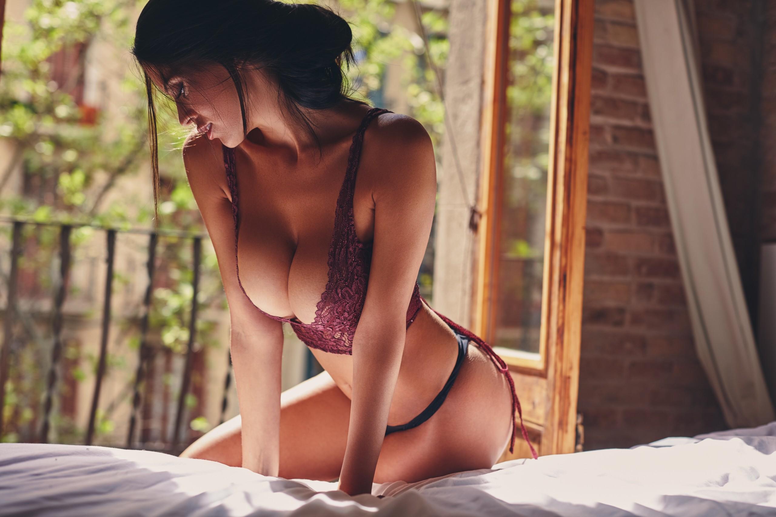 Eva Padlock desnudas follando