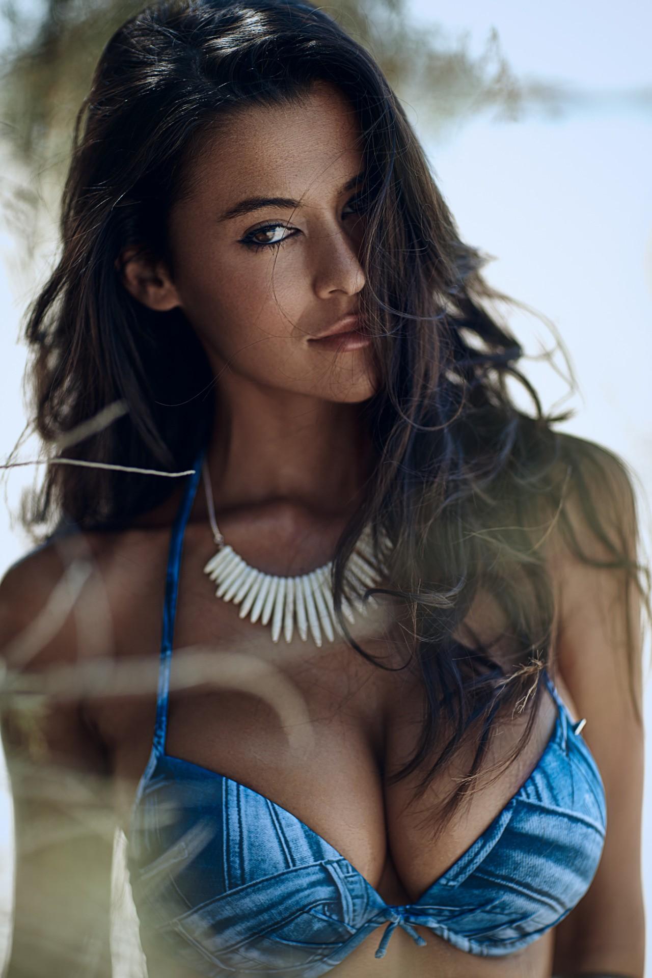 Eva Padlock famosas modelos