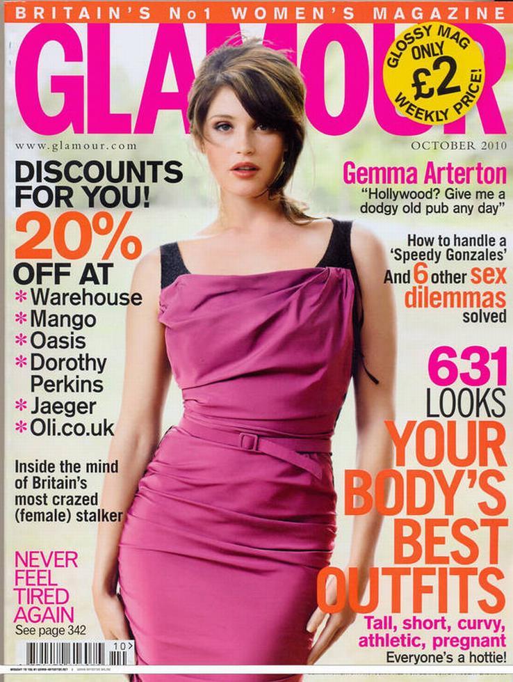 Gemma Arterton ropa interior 1