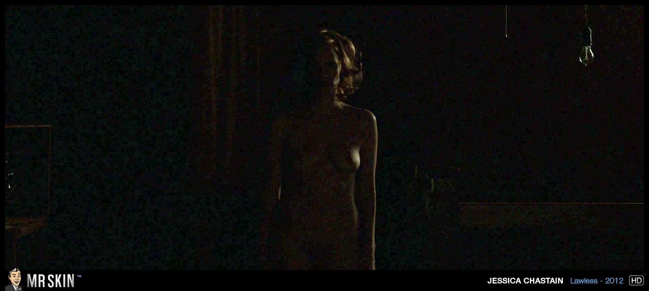Jessica Chastain famosas desnudas fotos
