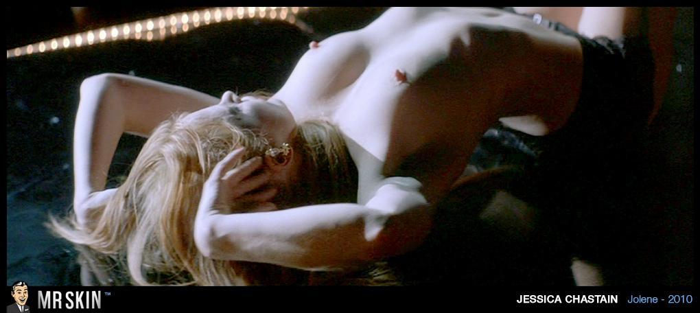 Jessica Chastain folladas