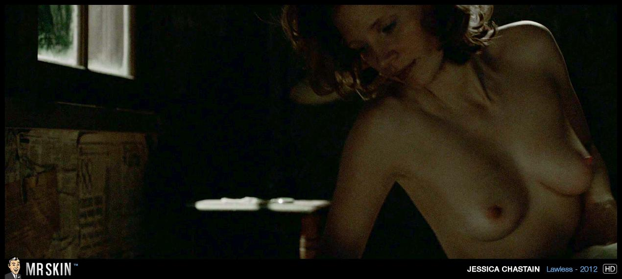 Jessica Chastain fotos calientes