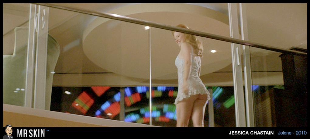 Jessica Chastain fotos porno