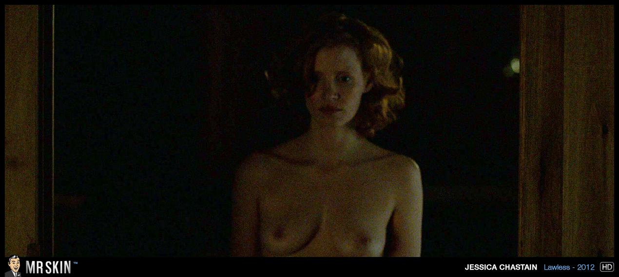 Jessica Chastain real 1
