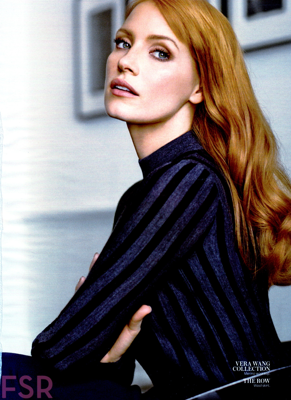Jessica Chastain sexo