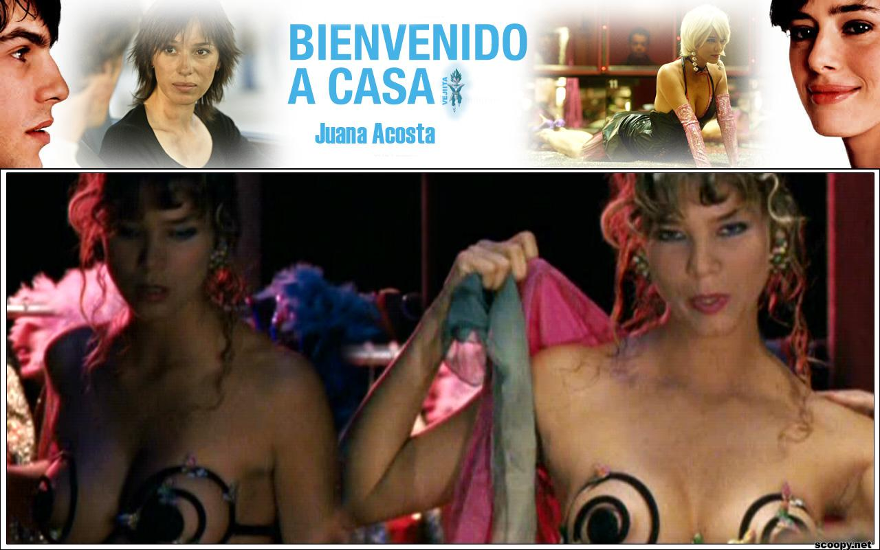 Juana Acosta culonas
