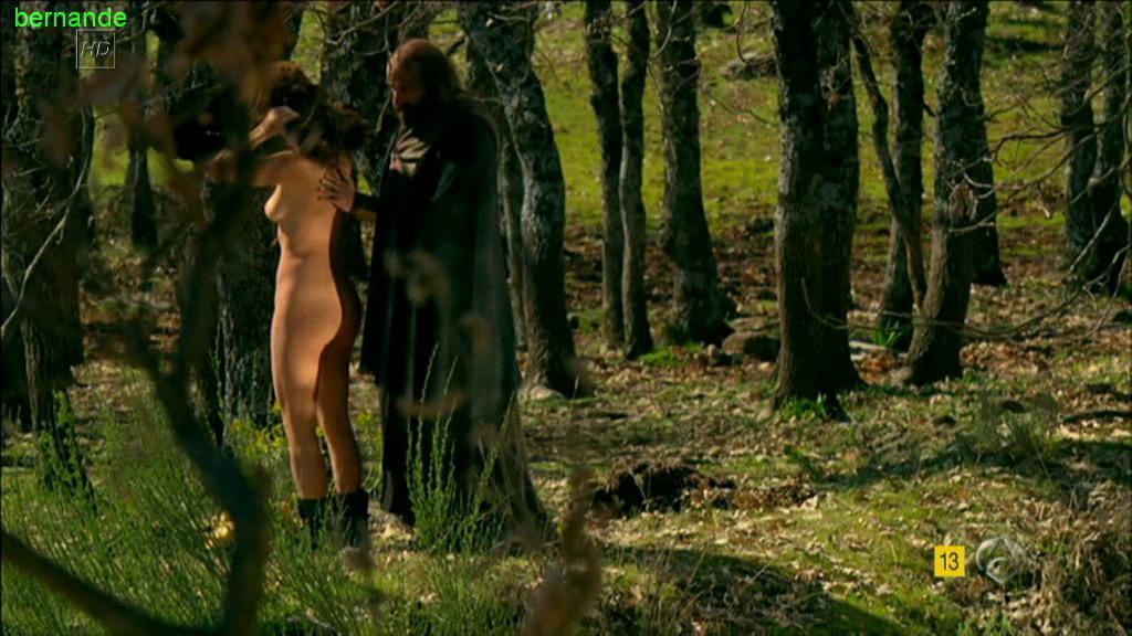 Juana Acosta desnuda