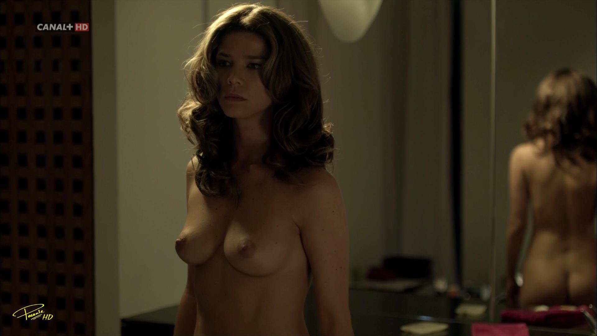 Juana Acosta pillada desnuda
