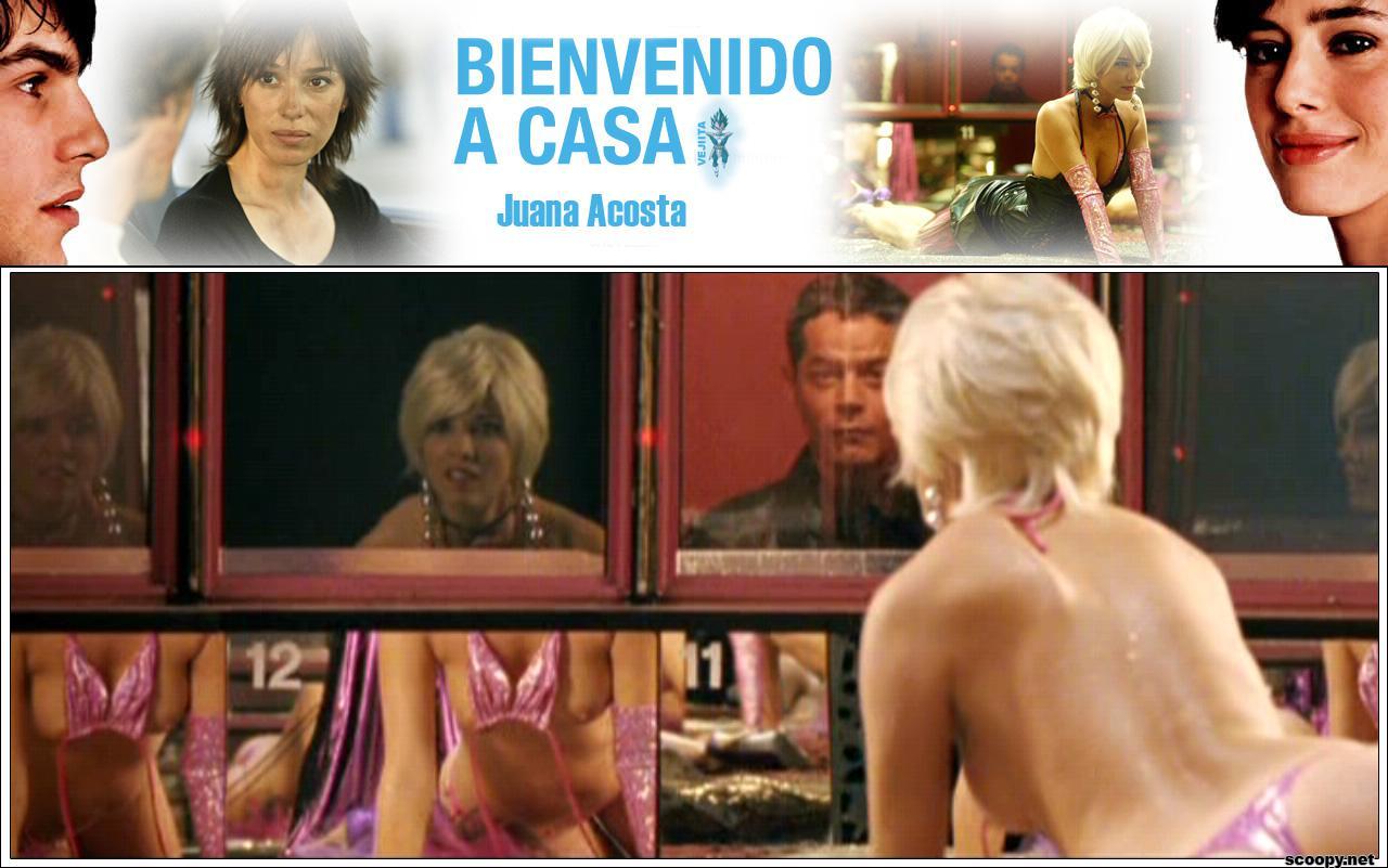 Juana Acosta sesión
