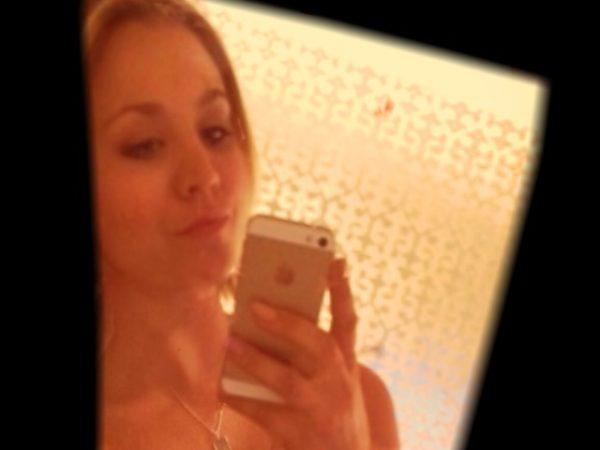 Kaley Cuoco fotos desnuda hackeadas