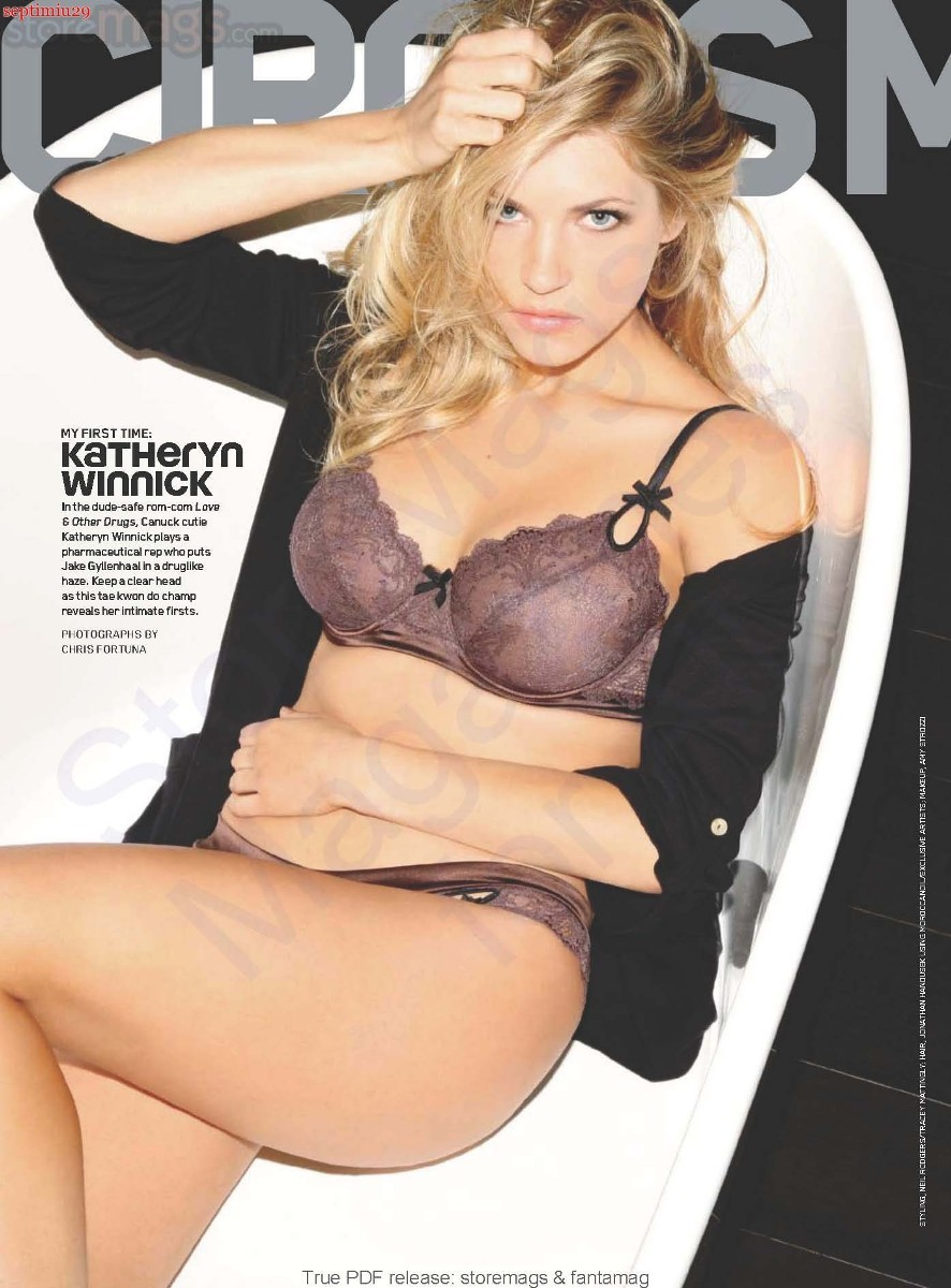 Katheryn Winnick eróticos