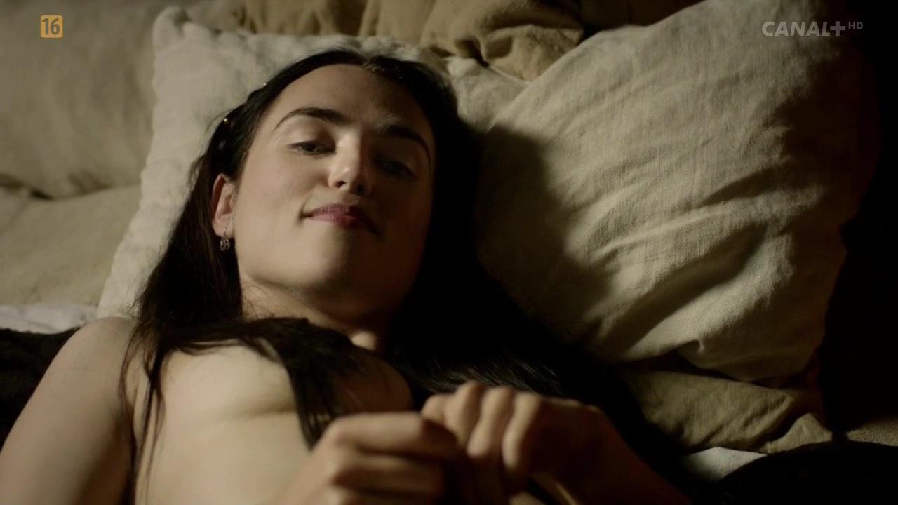 Katie McGrath famosas desnudas follando