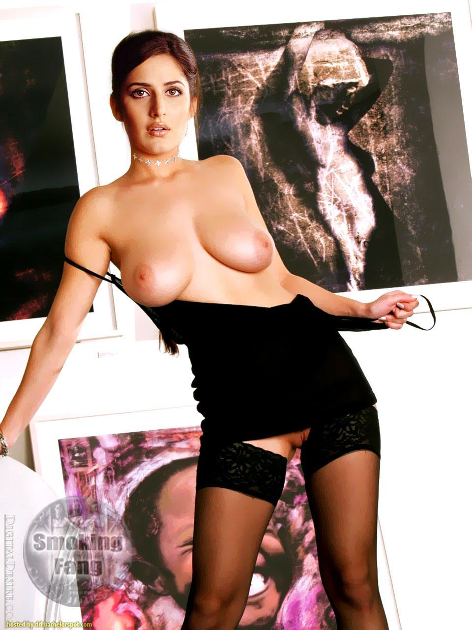 Katrina Kaif desnudarse