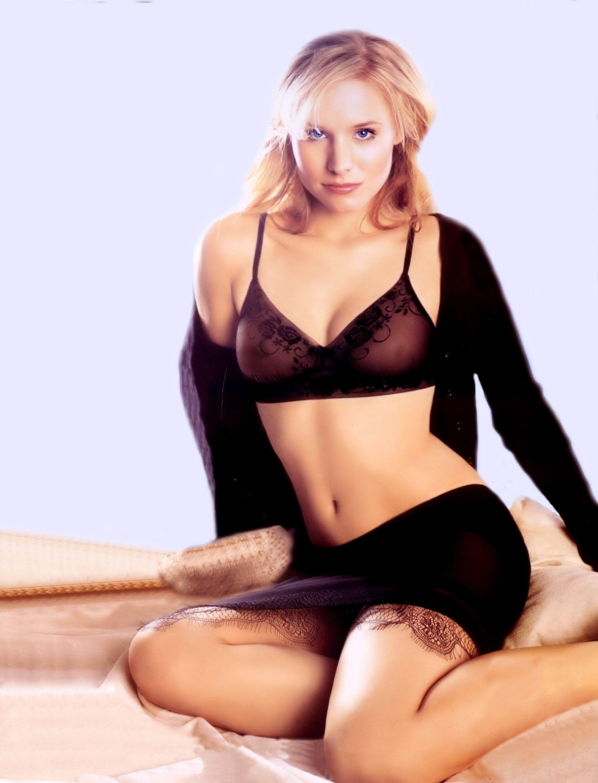 Kristen Bell cuerpo
