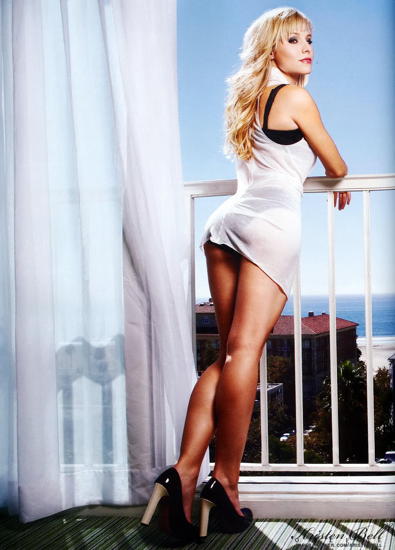 Kristen Bell culo