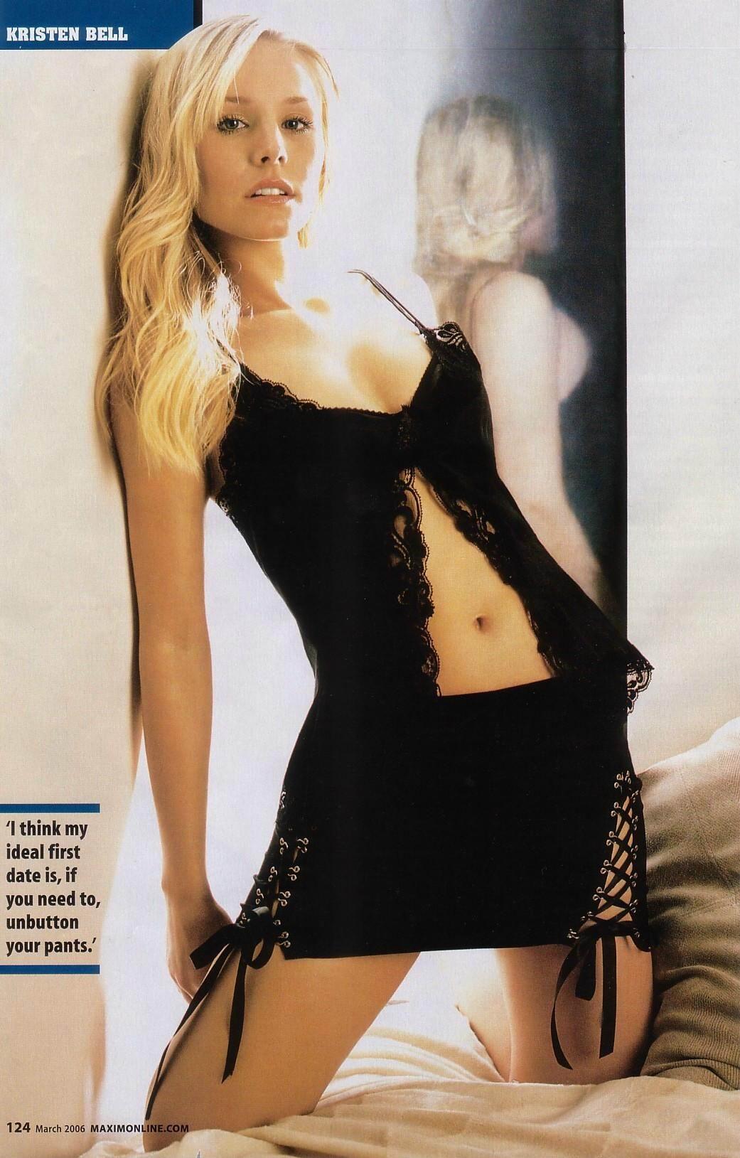 Kristen Bell follan