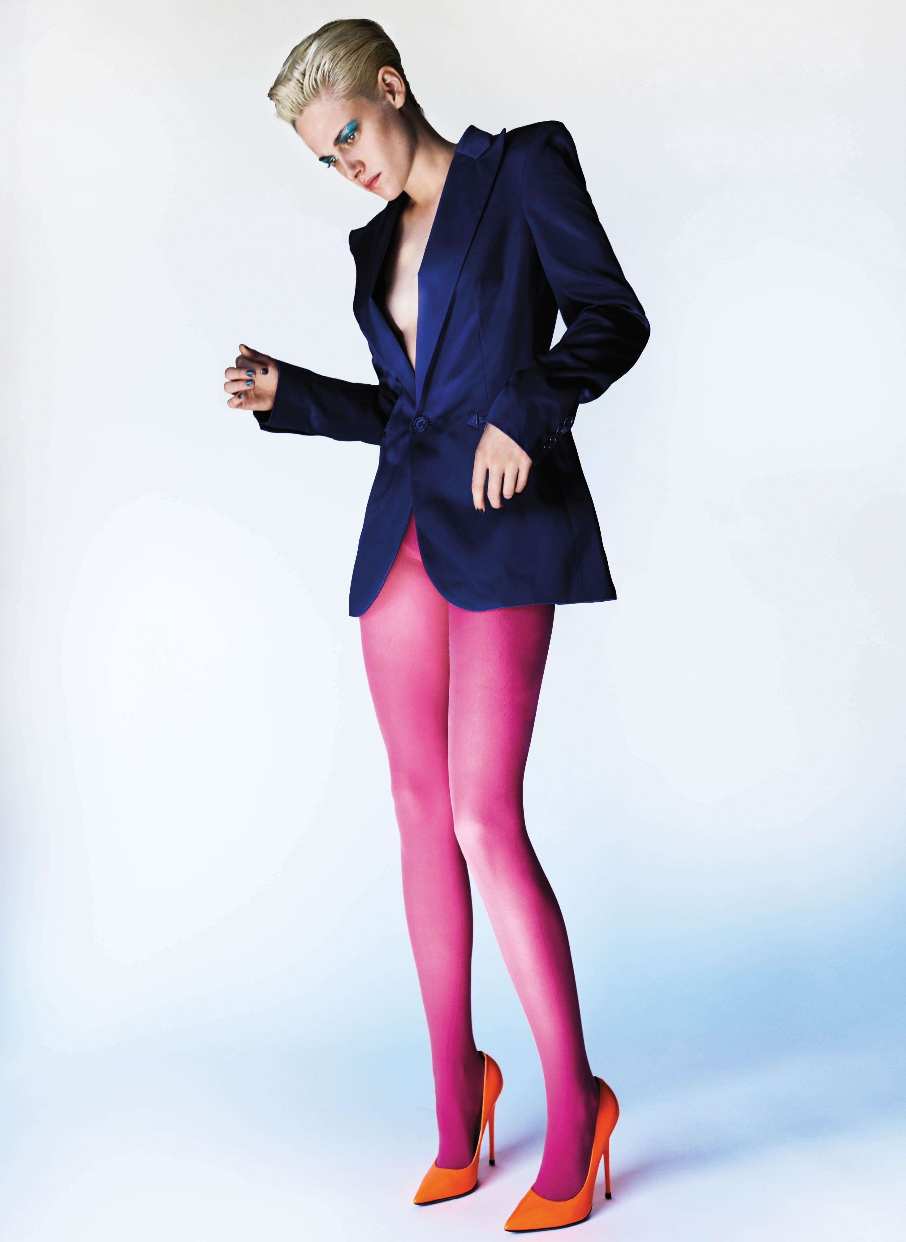 Kristen Stewart gatita