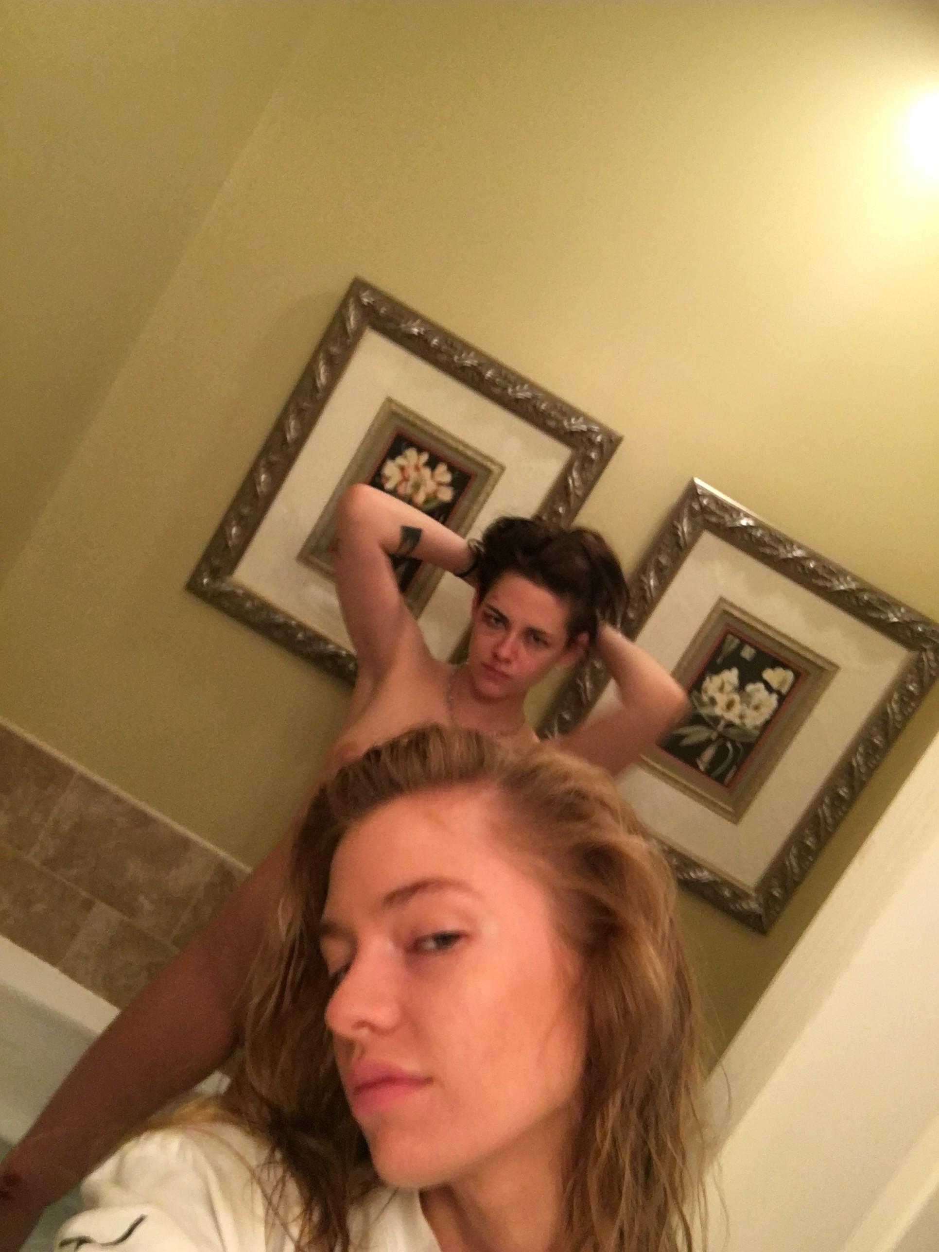 Kristen Stewart pareja