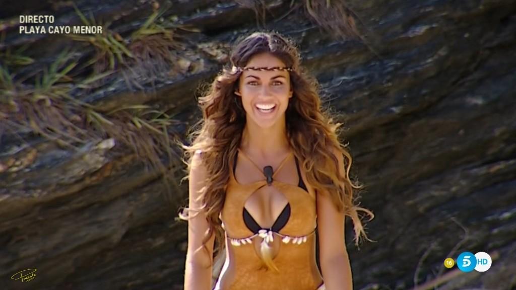 Lara Alvarez desnuda tetas