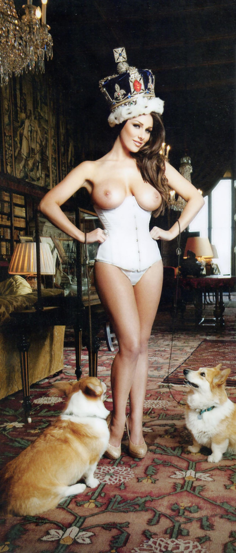 Lucy Pinder coño