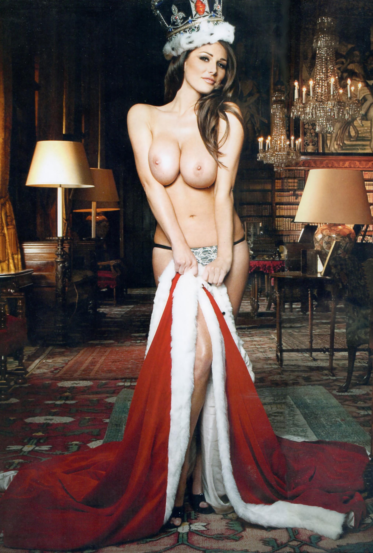 Lucy Pinder desnuda