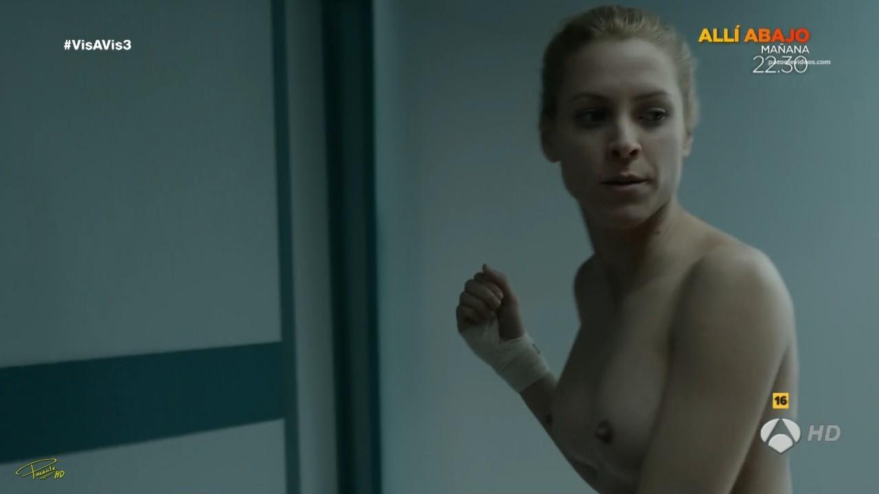 Maggie Civantos desnudas follando 1