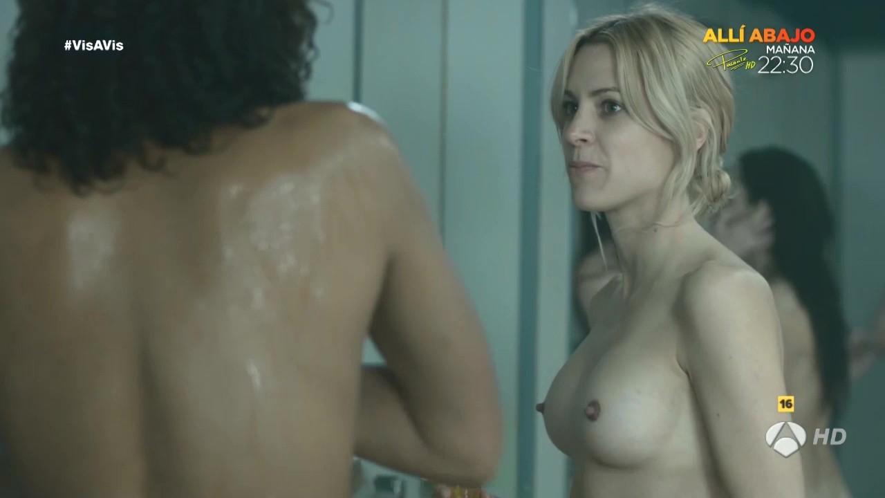 Maggie Civantos sin ropa