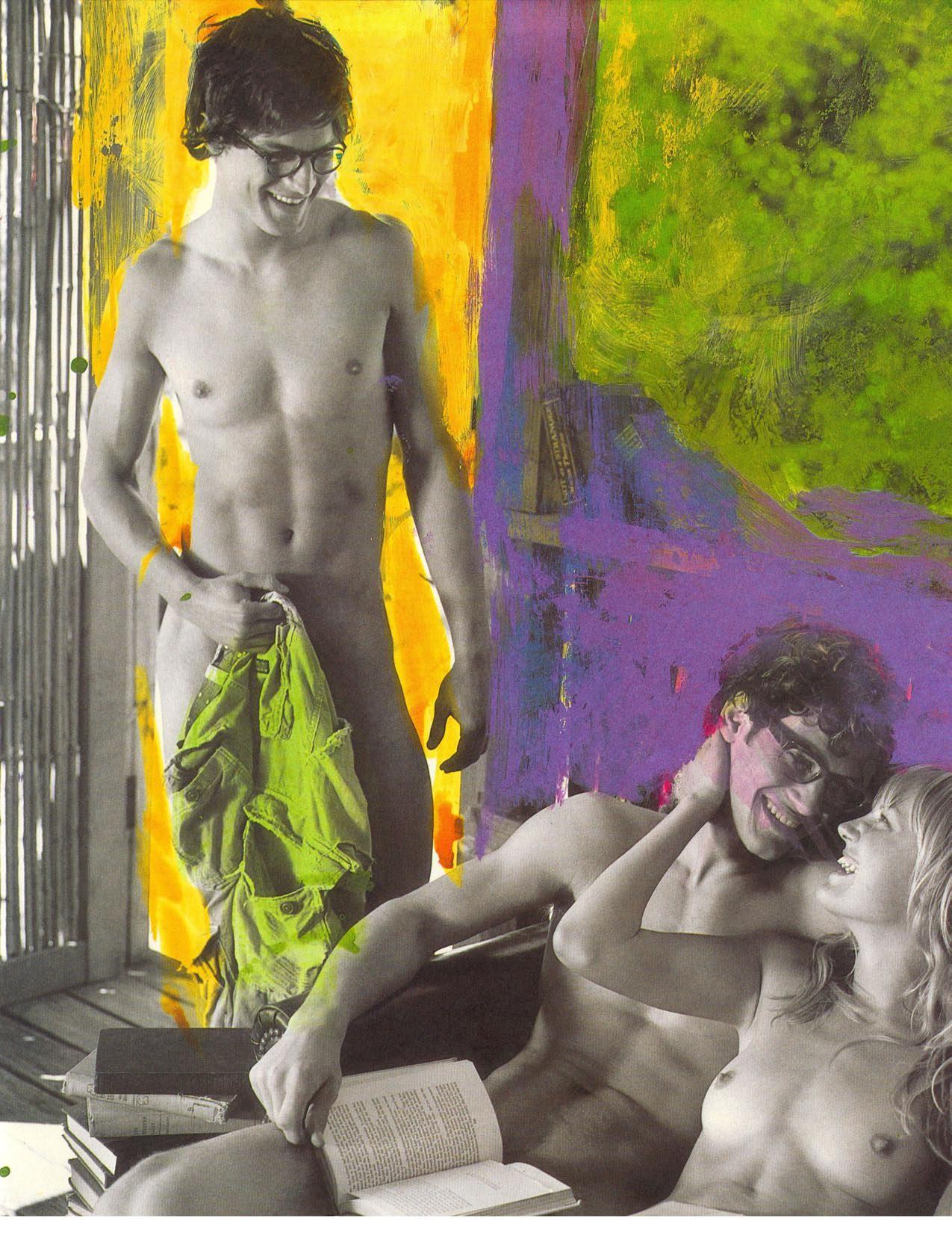 Malin Akerman desnuda película