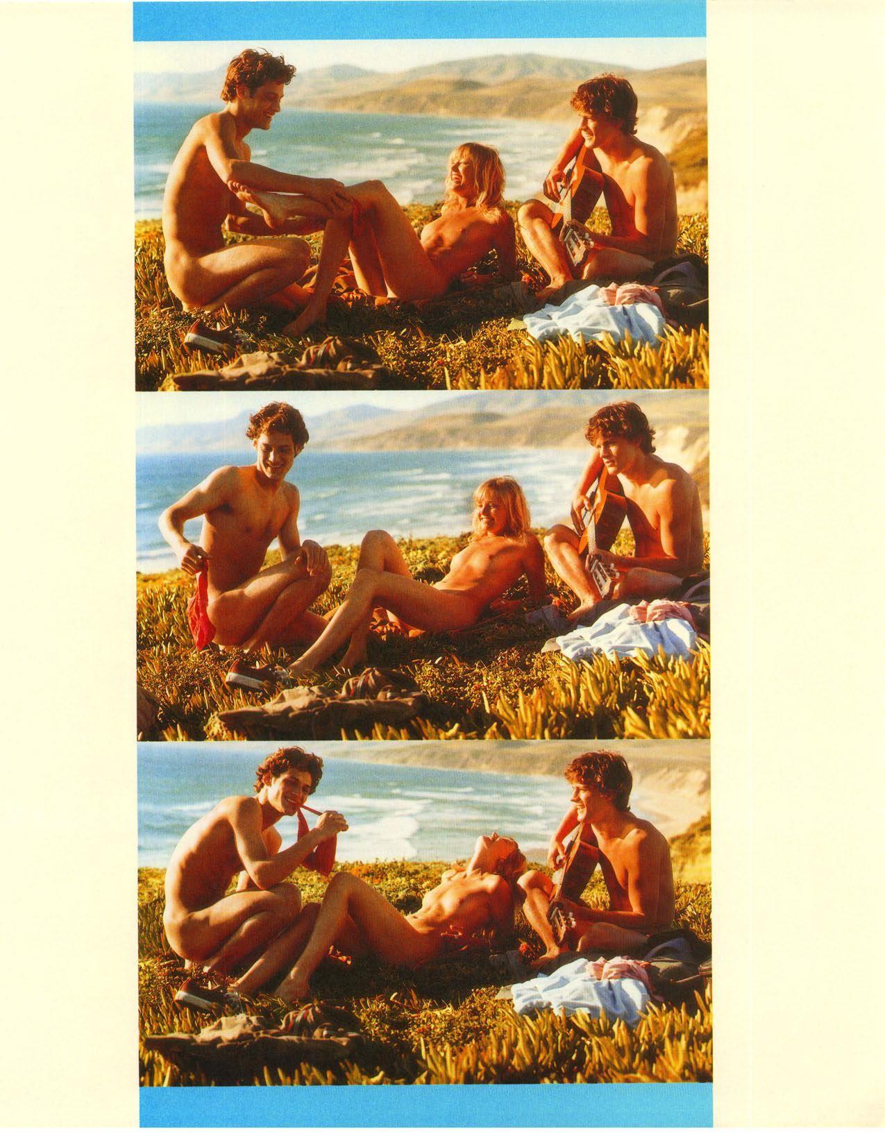 Malin Akerman sexo en público