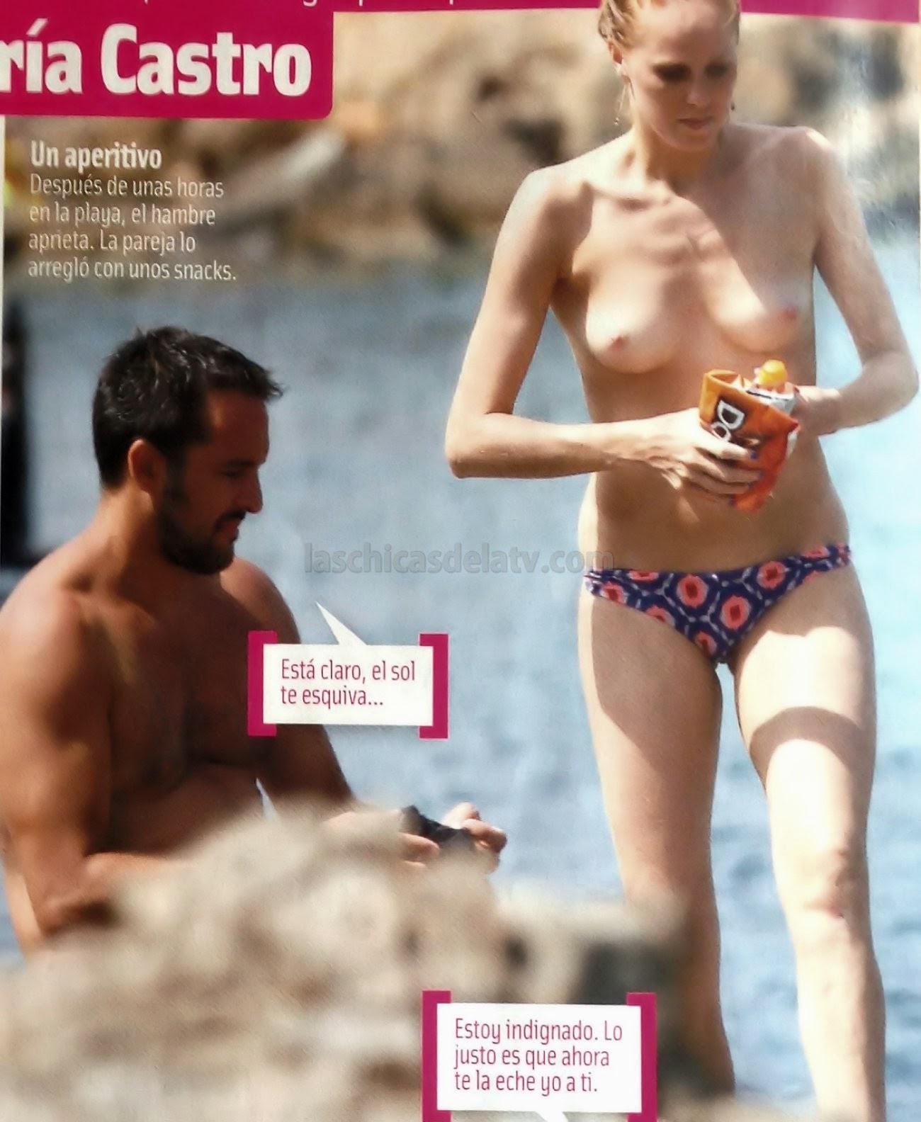 Andrea De Castro Desnuda maria castro compilación desnuda