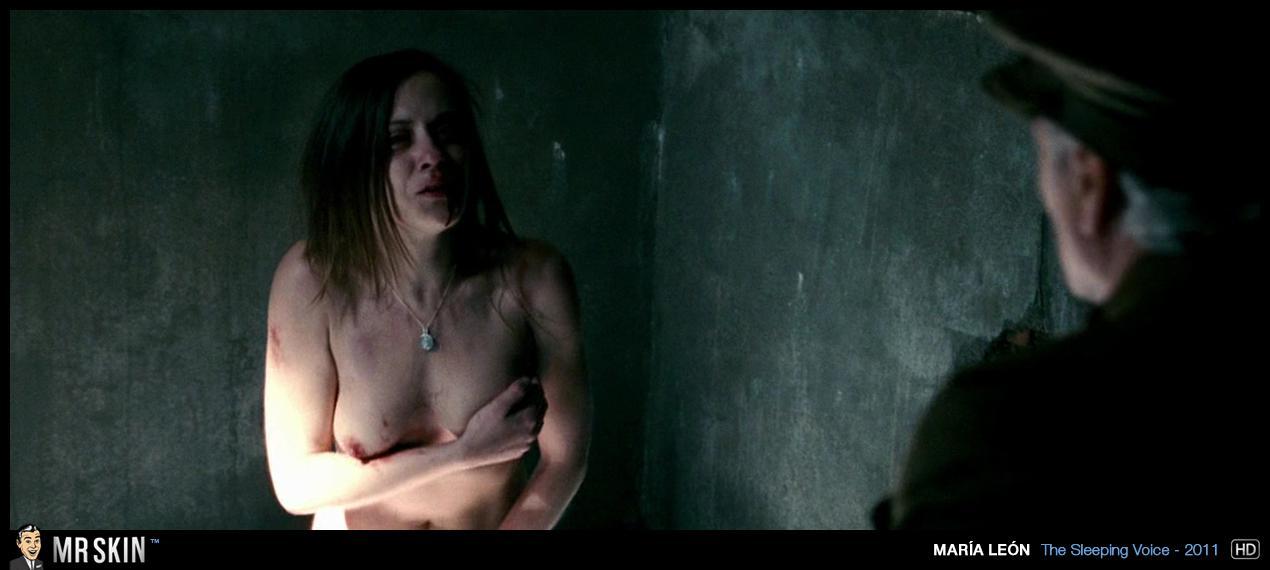Maria Leon desnuda vídeo