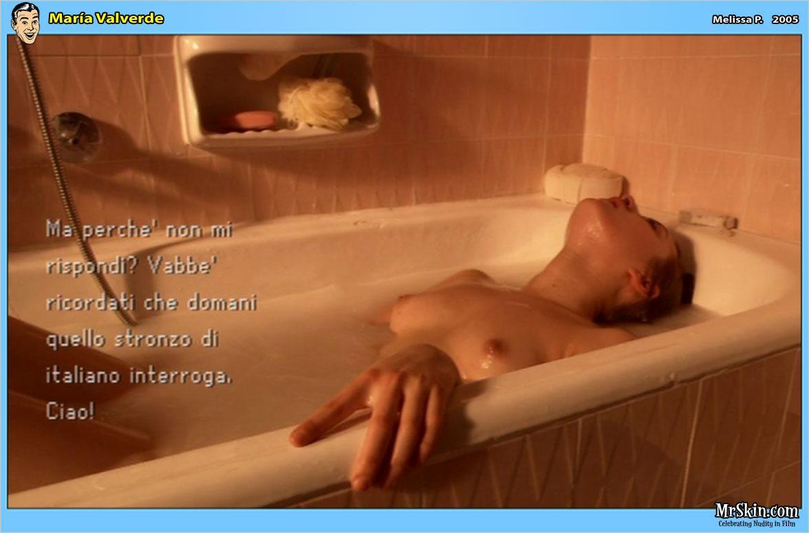 Maria Valverde cachondo
