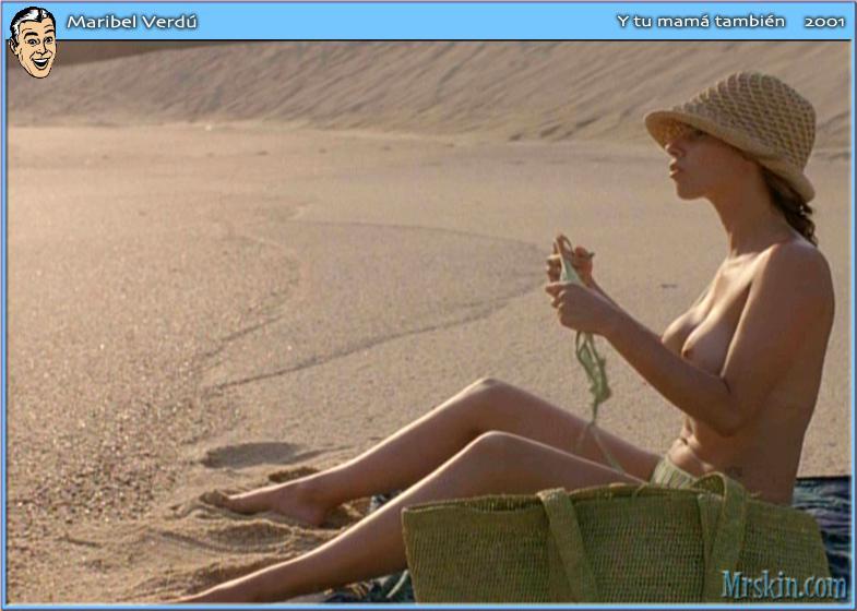 Maribel Verdu desnuda coño 3